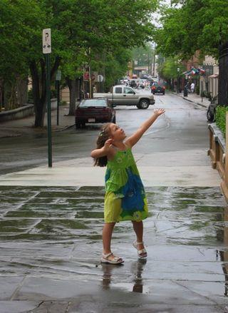 Charleston rain